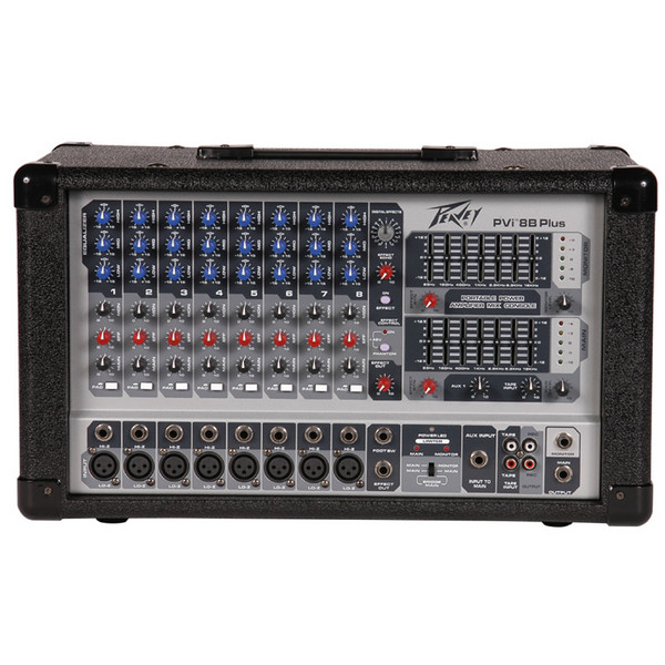 PA - Powered Mixers