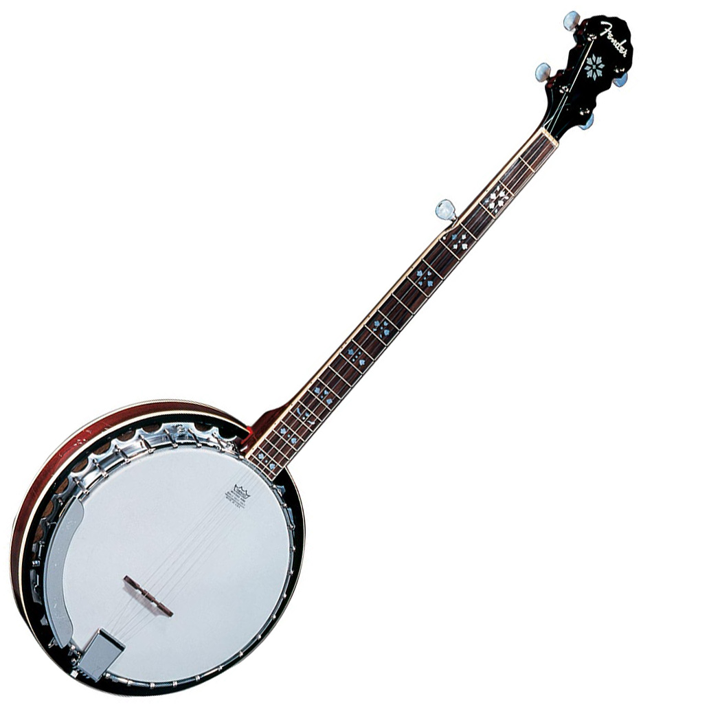 how to draw a banjo instrument