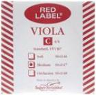 Super Sensitive RED LABEL 4/4 MEDIUM VIOLA C STRING